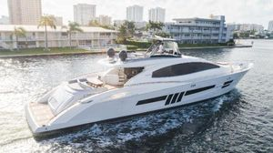 Used Lazzara LSX 92 Motor Yacht For Sale