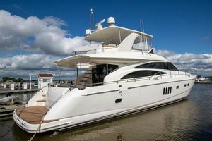 Used Princess 67 Flybridge Motor Yacht For Sale