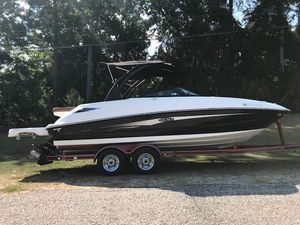 Used Sea Ray 240 Sundeck240 Sundeck Sports Fishing Boat For Sale