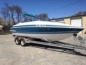 Used Chriscraft 23 Concept Cuddy Cabin Boat For Sale