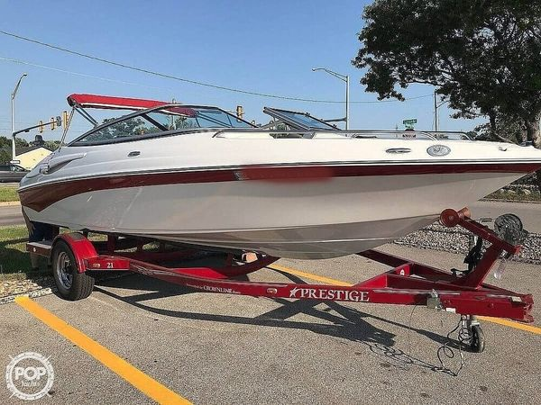 Used Crownline 21SS Bowrider Boat For Sale