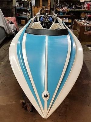 Used Sleekcraft Aristocraft Jet Boat For Sale