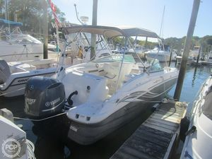 Used Hurricane SD 2400 OB Deck Boat For Sale