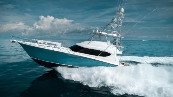 Used Hatteras 60 GT Sports Fishing Boat For Sale