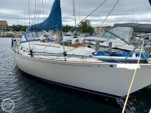 Used C & C Yachts 35 Landfall Sloop Sailboat For Sale