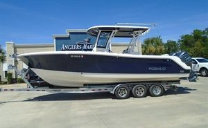 Used Robalo 302 CC302 CC Center Console Fishing Boat For Sale