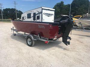Used River Hawk PROV 16PROV 16 Jon Boat For Sale