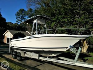 Used Century 1900 CC Center Console Fishing Boat For Sale