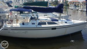 Used Hunter 33.5 Sloop Sailboat For Sale