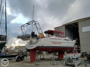 Used Beneteau 40 CC Oceanis Racer and Cruiser Sailboat For Sale