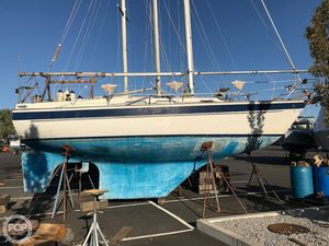 Used Hallberg-Rassy 29 Sloop Sailboat For Sale
