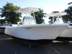 Used Cobia 220 Center Console220 Center Console Saltwater Fishing Boat For Sale