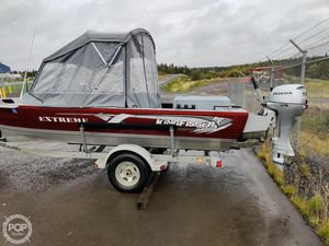 Used Kingfisher 18 Aluminum Fishing Boat For Sale
