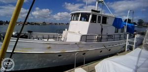 Used Us Navy 73' Naval Vessel Tug Boat For Sale