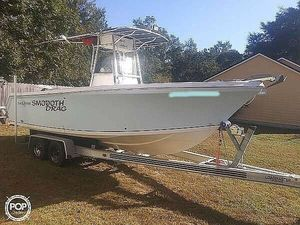 Used Sailfish 236 CC Center Console Fishing Boat For Sale