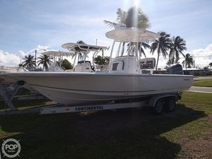 Used Tidewater 24 BayMax Bay Boat For Sale