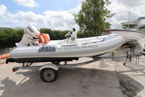 Used Novurania 360360 Tender Boat For Sale