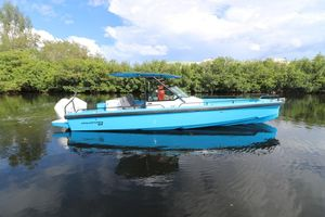 New Axopar 28 T-Top28 T-Top Center Console Fishing Boat For Sale