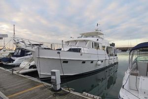 Used Grand Banks Aleutian 59 Cruiser Boat For Sale