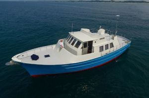 Used Seaton Pilot House Trawler Boat For Sale
