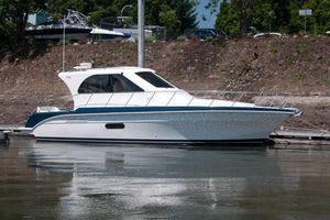 Used Navigator 3800 Coupe Cruiser Boat For Sale
