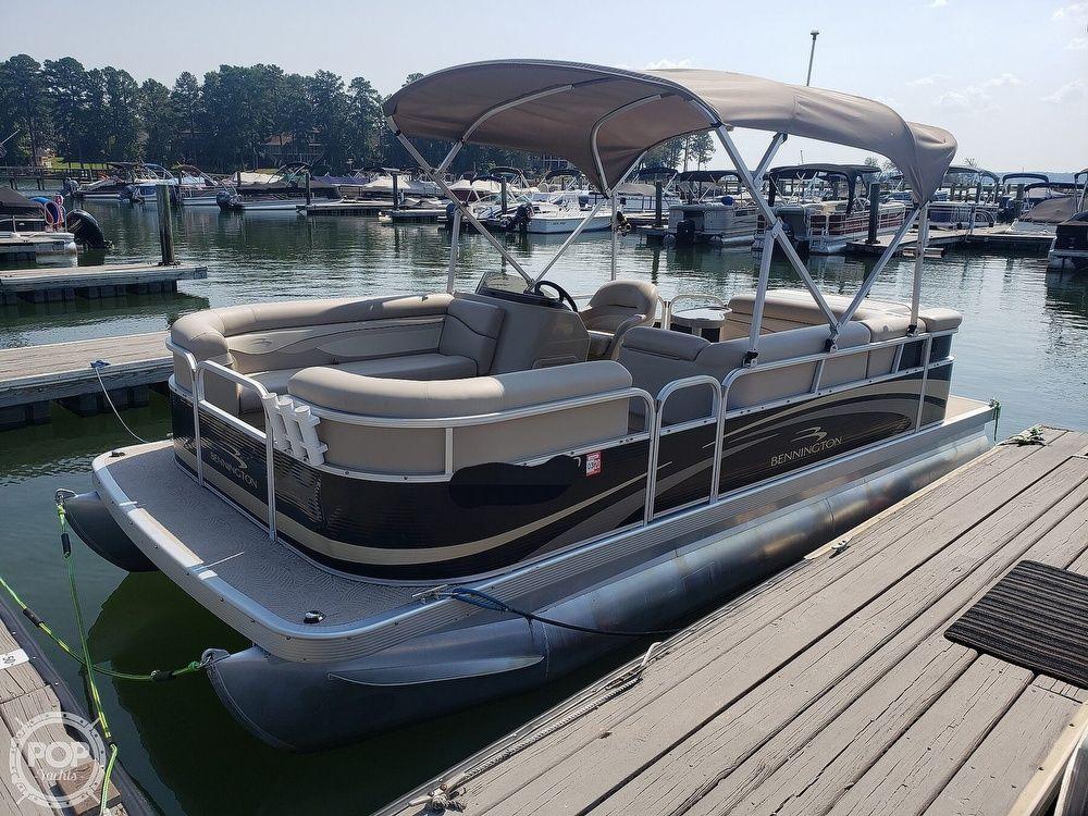 2011 Used Bennington 20 Sli Pontoon Boat For Sale 16 750
