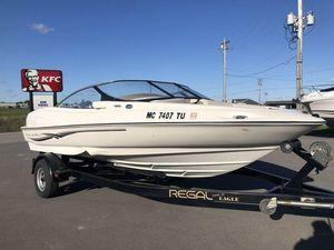Used Regal 1800LSR1800LSR Bowrider Boat For Sale