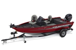 New Tracker Super Guide V-16 SCSuper Guide V-16 SC Aluminum Fishing Boat For Sale