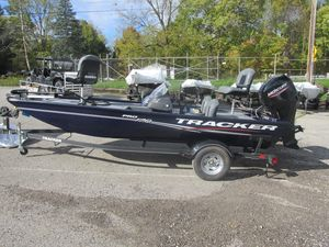 New Tracker Pro 170Pro 170 Aluminum Fishing Boat For Sale
