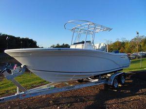 New Sea Fox 228 Commander228 Commander Center Console Fishing Boat For Sale