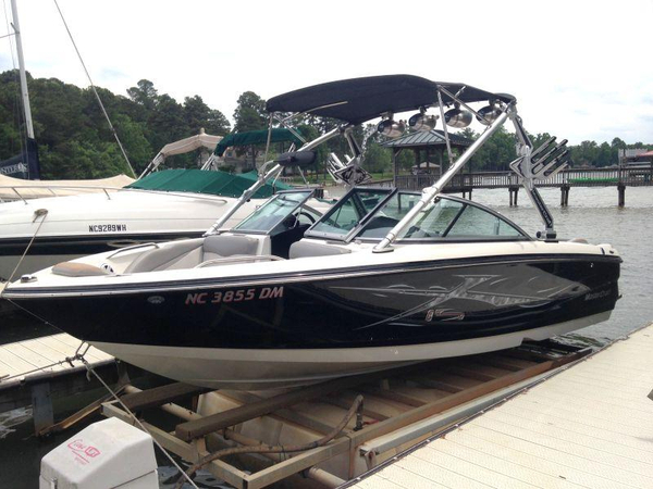 Used Mastercraft X15 Bowrider Boat For Sale