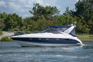Used Fairline 4040 Cruiser Boat For Sale