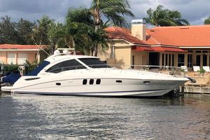 Used Sea Ray 500 Sundancer Sports Cruiser Boat For Sale