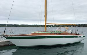 Used Custom Refit 2011 Sloop Sailboat For Sale