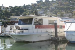 Used Delta 43 House Boat For Sale
