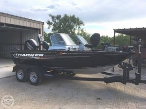 Used Tracker PRO GUIDE 165 Bass Boat For Sale