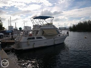 Used Overseas Yachts PT-35 Trawler Boat For Sale