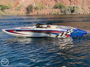 Used Cheetah 23 V-Dart Jet Boat For Sale