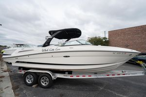 Used Sea Ray 250 SLX250 SLX Bowrider Boat For Sale