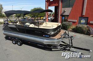 Used Crest Caribbean 250Caribbean 250 Pontoon Boat For Sale