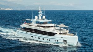 Used Admiral Motor Yacht For Sale