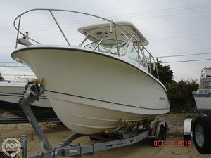 Used Trophy 2502 Walkaround Fishing Boat For Sale