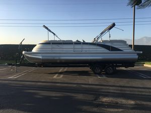 New Bennington 25 QSRFB25 QSRFB Pontoon Boat For Sale