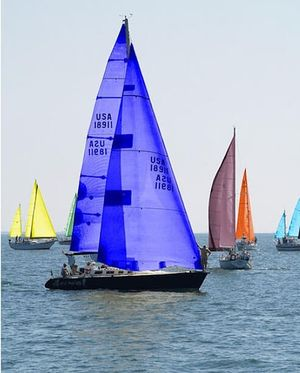 Used Pyramid 45 Racer and Cruiser Sailboat For Sale
