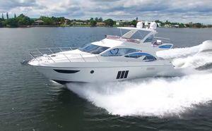 Used Azimut 60 Flybridge60 Flybridge Motor Yacht For Sale
