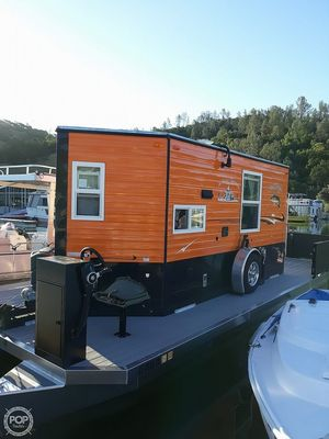 Used Fs Houseboats Custom Houseboat Pontoon Boat For Sale