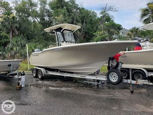 Used Key West 244 CC Center Console Fishing Boat For Sale