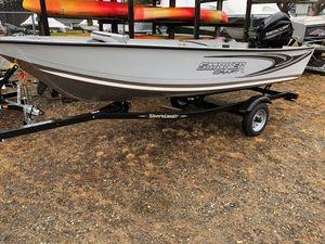 New Smoker Craft Angler 14TLAngler 14TL Freshwater Fishing Boat For Sale