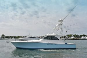 Used Viking 52 Open Express Cruiser Boat For Sale
