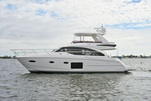Used Princess 52 Flybridge Boat For Sale